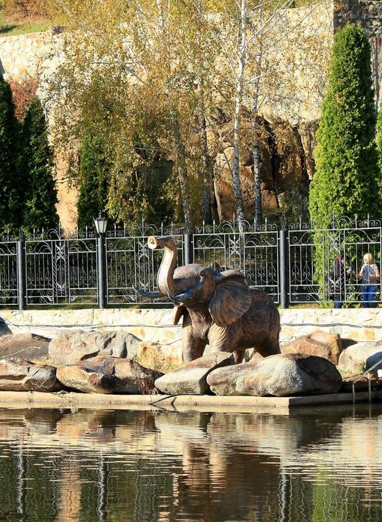 The landscape park in Buky, Kyiv region, Ukraine, photo 11