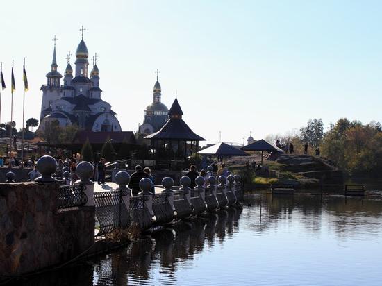 The landscape park in Buky, Kyiv region, Ukraine, photo 14