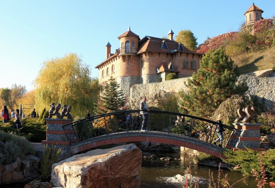 The landscape park in Buky, Kyiv region, Ukraine, photo 16