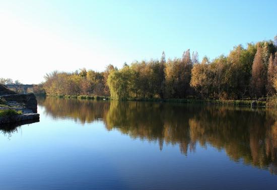 The landscape park in Buky, Kyiv region, Ukraine, photo 19
