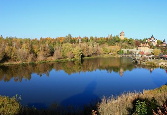 The landscape park in Buky, Kyiv region, Ukraine, photo 8