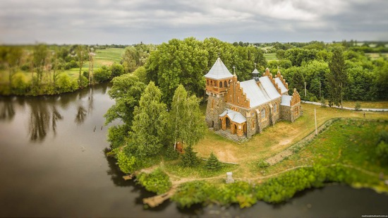 St. Clare Church, Horodkivka, Zhytomyr region, Ukraine, photo 1