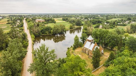 St. Clare Church, Horodkivka, Zhytomyr region, Ukraine, photo 10
