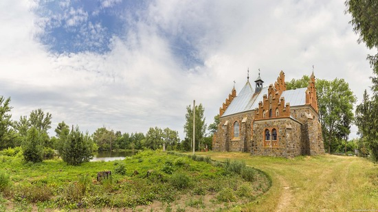 St. Clare Church, Horodkivka, Zhytomyr region, Ukraine, photo 11