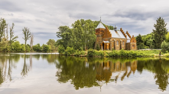 St. Clare Church, Horodkivka, Zhytomyr region, Ukraine, photo 12
