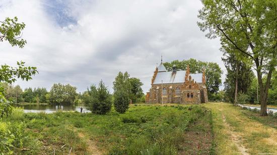 St. Clare Church, Horodkivka, Zhytomyr region, Ukraine, photo 13