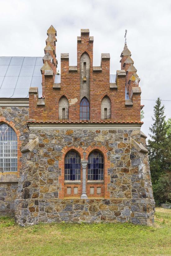 St. Clare Church, Horodkivka, Zhytomyr region, Ukraine, photo 14