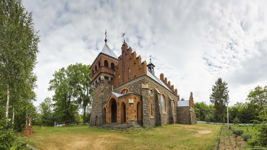 St. Clare Church, Horodkivka, Zhytomyr region, Ukraine, photo 16