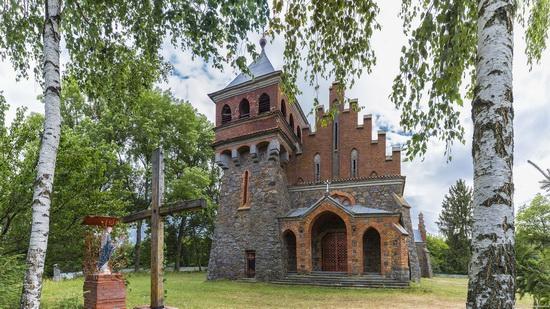 St. Clare Church, Horodkivka, Zhytomyr region, Ukraine, photo 17