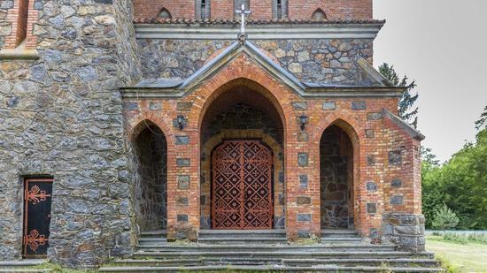 St. Clare Church, Horodkivka, Zhytomyr region, Ukraine, photo 18