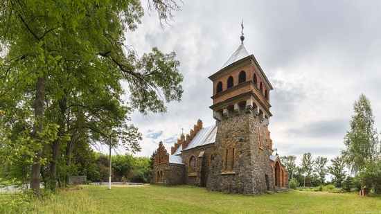 St. Clare Church, Horodkivka, Zhytomyr region, Ukraine, photo 19