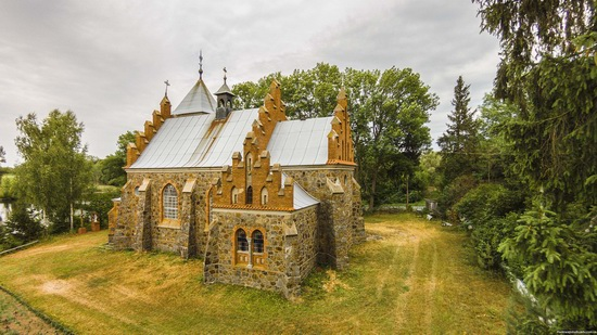 St. Clare Church, Horodkivka, Zhytomyr region, Ukraine, photo 2