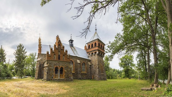 St. Clare Church, Horodkivka, Zhytomyr region, Ukraine, photo 20
