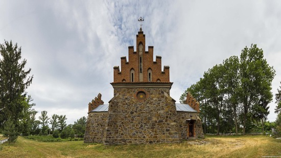 St. Clare Church, Horodkivka, Zhytomyr region, Ukraine, photo 21