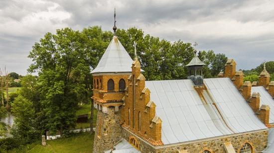 St. Clare Church, Horodkivka, Zhytomyr region, Ukraine, photo 23