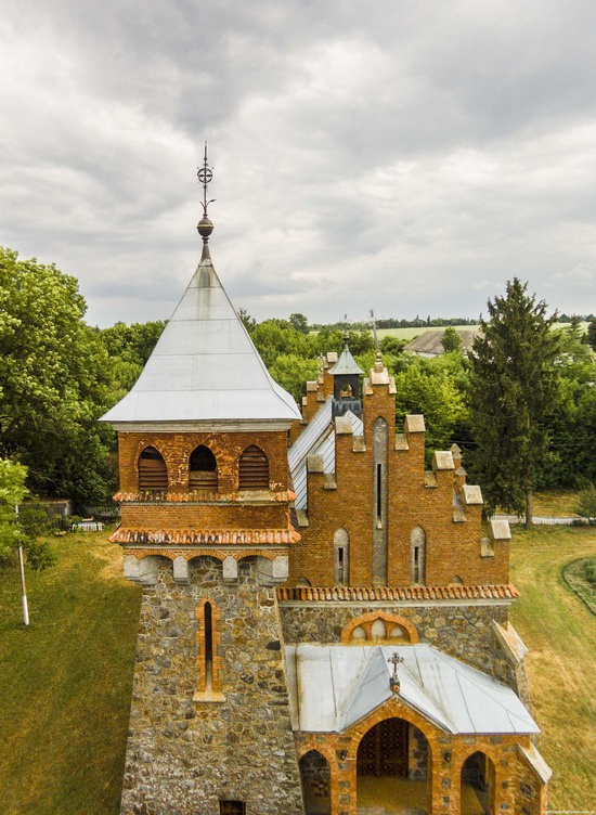 St. Clare Church, Horodkivka, Zhytomyr region, Ukraine, photo 24
