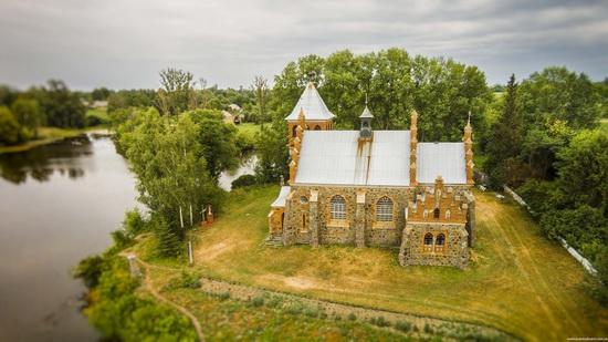 St. Clare Church, Horodkivka, Zhytomyr region, Ukraine, photo 3
