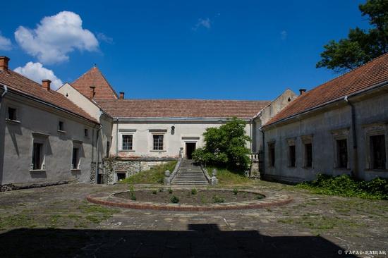 Svirzh Castle, Lviv region, Ukraine, photo 10