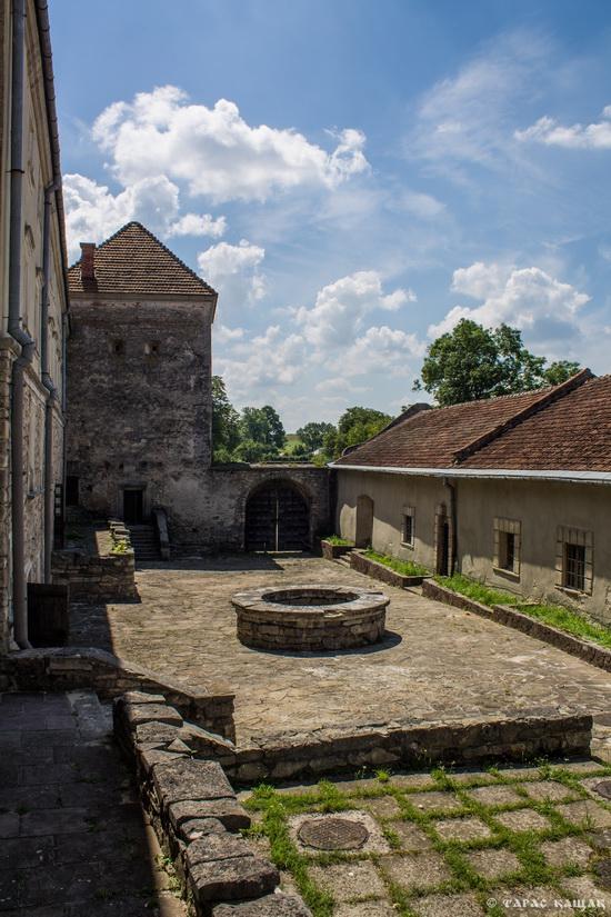 Svirzh Castle, Lviv region, Ukraine, photo 11
