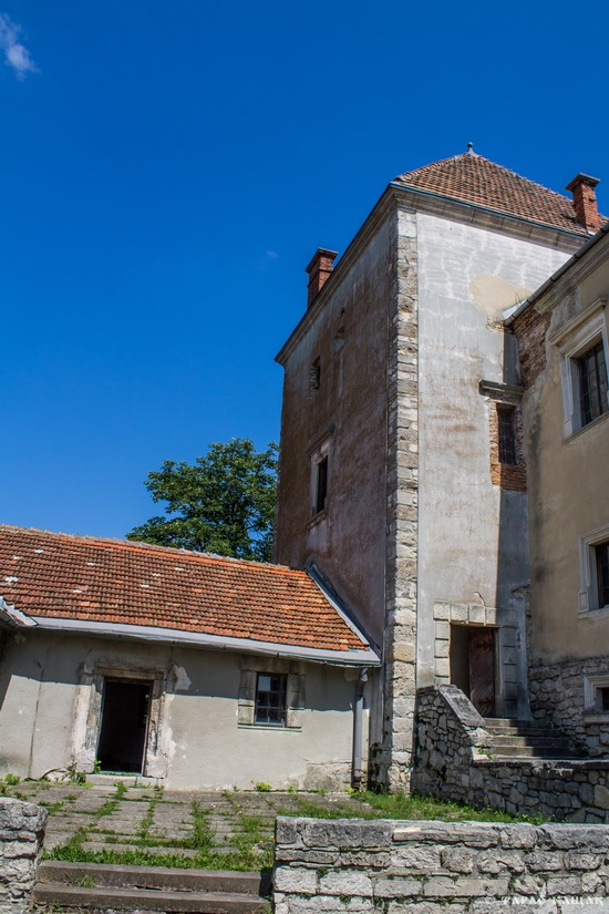 Svirzh Castle, Lviv region, Ukraine, photo 12