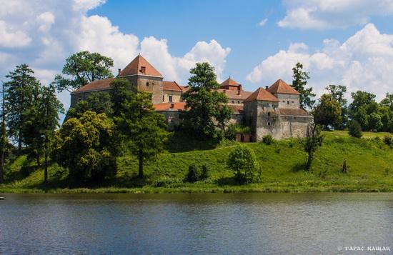 Svirzh Castle, Lviv region, Ukraine, photo 2
