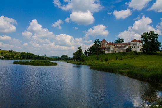 Svirzh Castle, Lviv region, Ukraine, photo 3