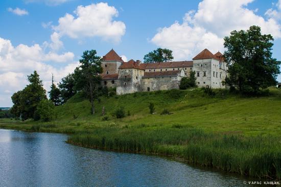 Svirzh Castle, Lviv region, Ukraine, photo 6