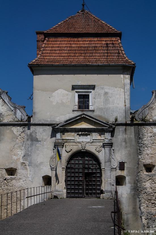 Svirzh Castle, Lviv region, Ukraine, photo 9