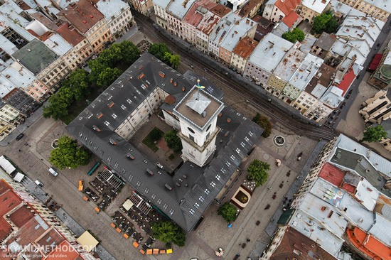 Lviv - the view from above, Ukraine, photo 3