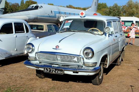 Old Car Fest 2015 in Kyiv, Ukraine, photo 10