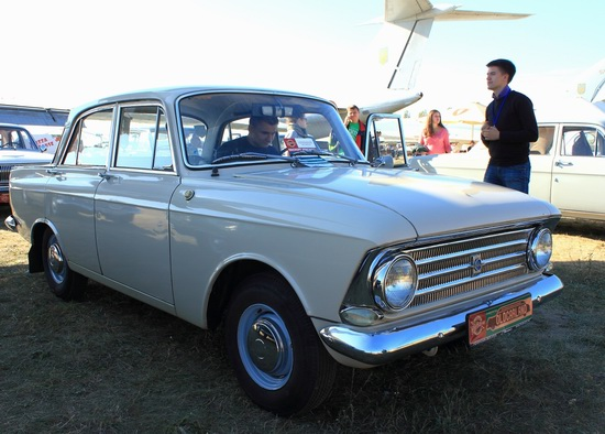 Old Car Fest 2015 in Kyiv, Ukraine, photo 13