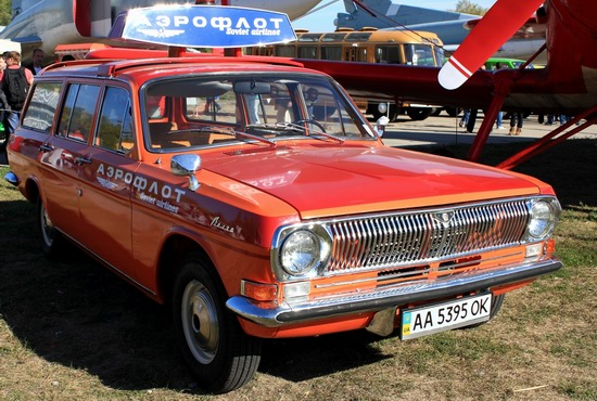 Old Car Fest 2015 in Kyiv, Ukraine, photo 5