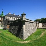 Pidhirtsi Castle – a fortified Renaissance palace