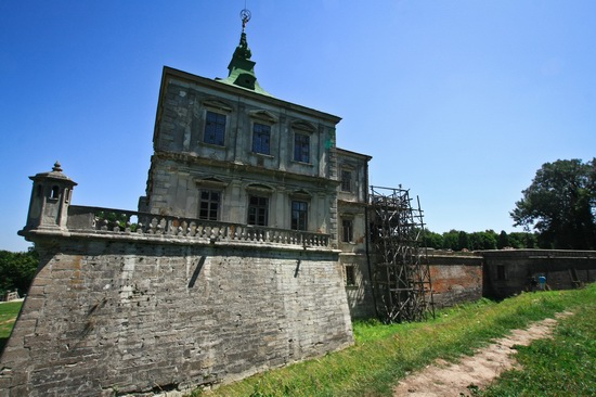 Pidhirtsi Castle, Lviv region, Ukraine, photo 10