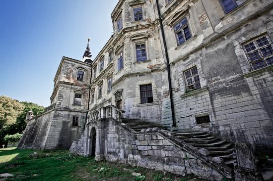 Pidhirtsi Castle, Lviv region, Ukraine, photo 12