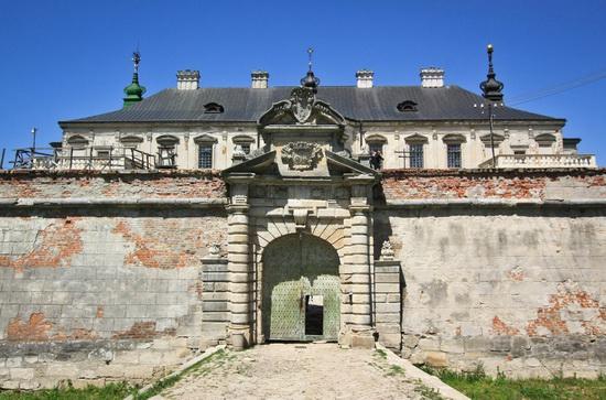 Pidhirtsi Castle, Lviv region, Ukraine, photo 18