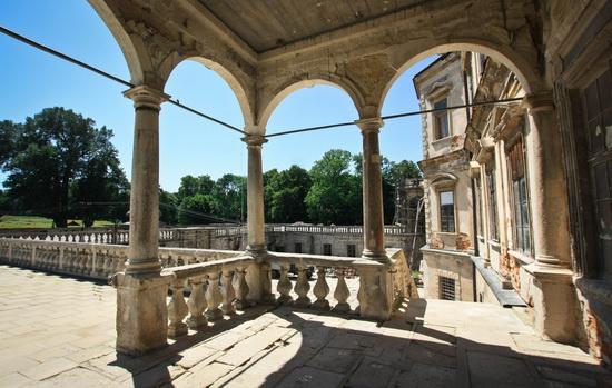 Pidhirtsi Castle, Lviv region, Ukraine, photo 21
