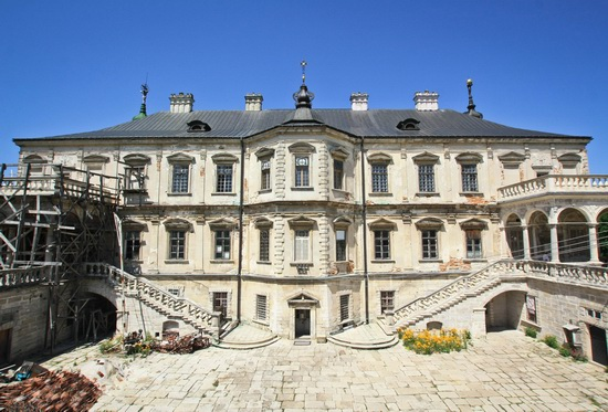Pidhirtsi Castle, Lviv region, Ukraine, photo 22