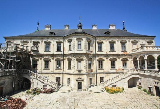Pidhirtsi Castle, Lviv region, Ukraine, photo 22