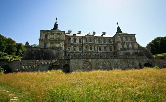 Pidhirtsi Castle, Lviv region, Ukraine, photo 23