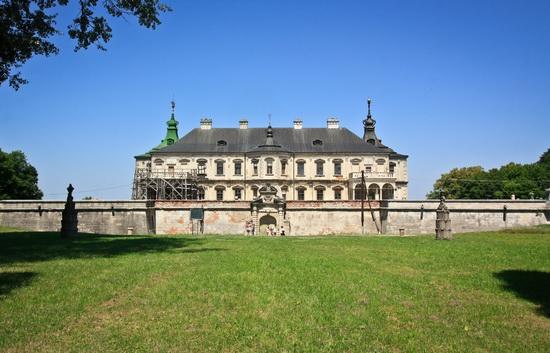 Pidhirtsi Castle, Lviv region, Ukraine, photo 6