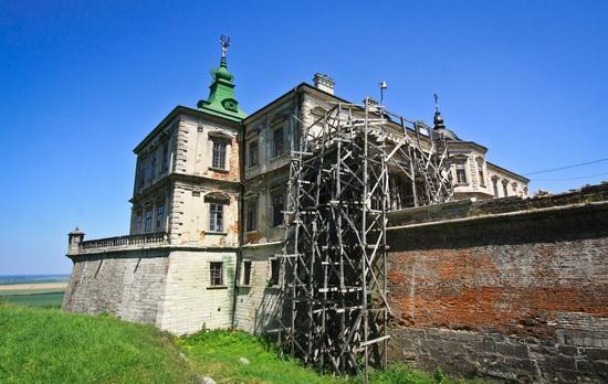 Pidhirtsi Castle, Lviv region, Ukraine, photo 8