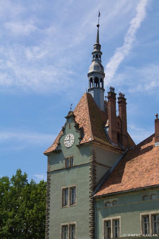Schonborn Castle-Palace, Mukachevo, Zakarpattia, Ukraine, photo 10