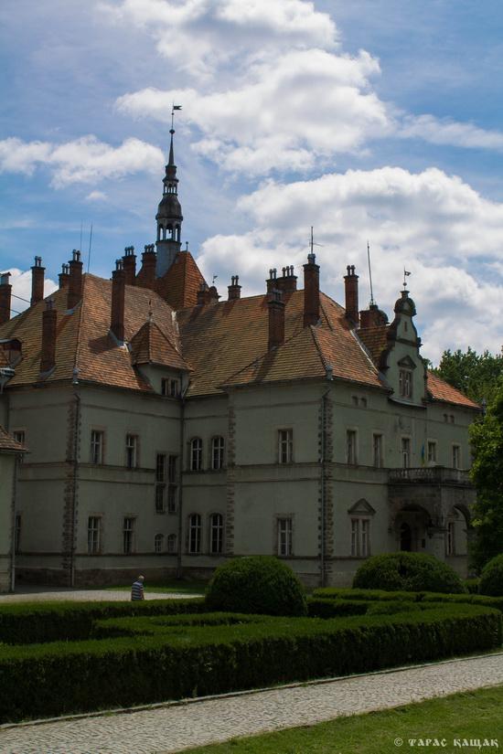 Schonborn Castle-Palace, Mukachevo, Zakarpattia, Ukraine, photo 12