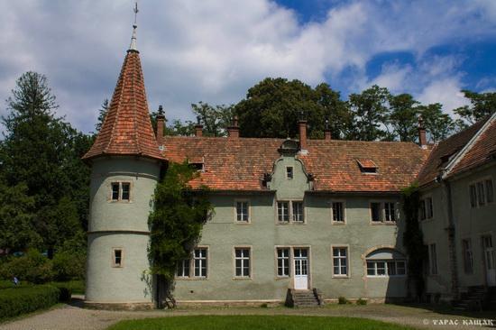 Schonborn Castle-Palace, Mukachevo, Zakarpattia, Ukraine, photo 13