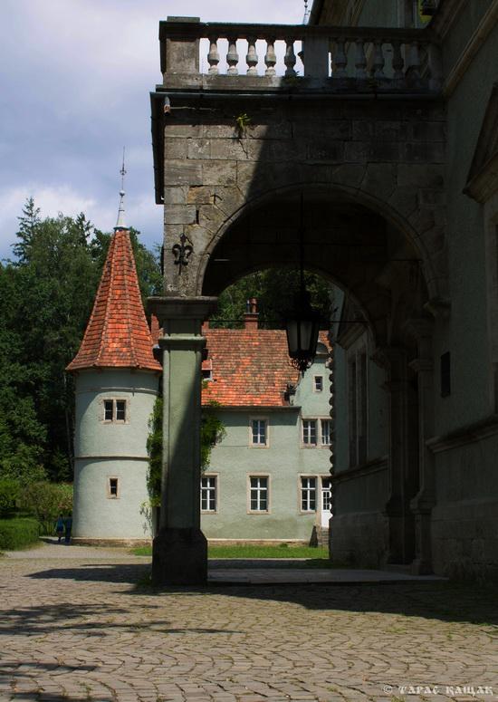 Schonborn Castle-Palace, Mukachevo, Zakarpattia, Ukraine, photo 14