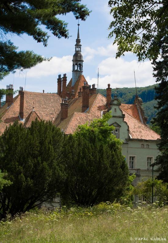 Schonborn Castle-Palace, Mukachevo, Zakarpattia, Ukraine, photo 15