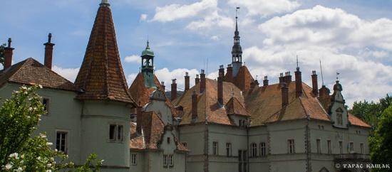 Schonborn Castle-Palace, Mukachevo, Zakarpattia, Ukraine, photo 16
