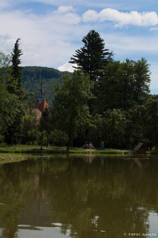 Schonborn Castle-Palace, Mukachevo, Zakarpattia, Ukraine, photo 17