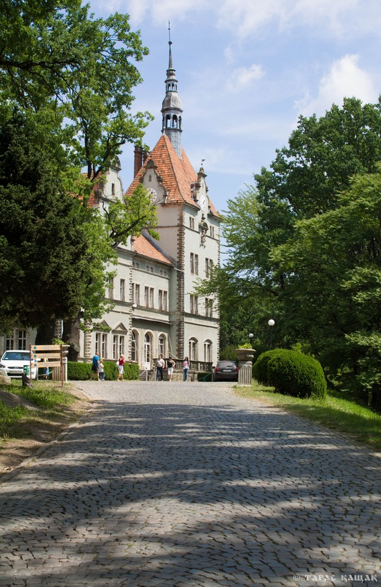 Schonborn Castle-Palace, Mukachevo, Zakarpattia, Ukraine, photo 3